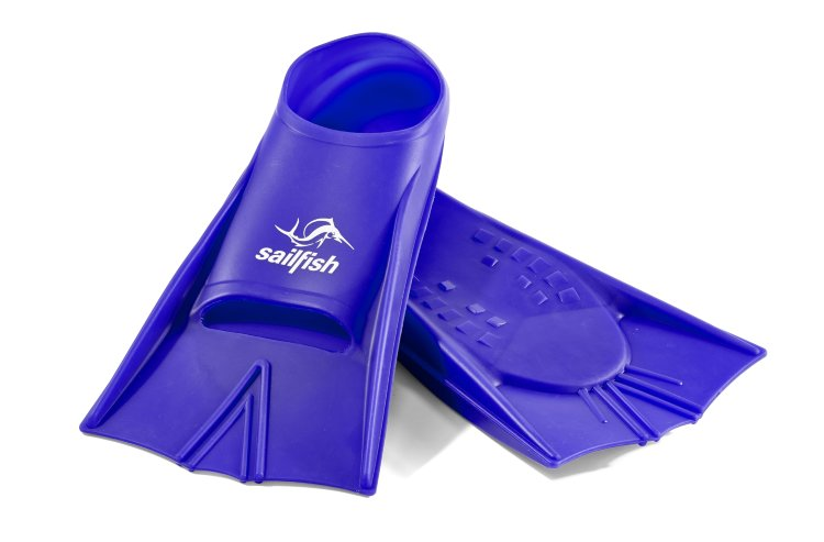 Ласты sailfish (Silicone Swim Fins - blue)