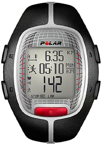 Часы POLAR RS300X Black